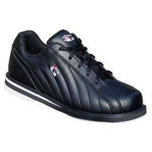 3G Bowling Unisex Kicks Black MEGA DEAL
