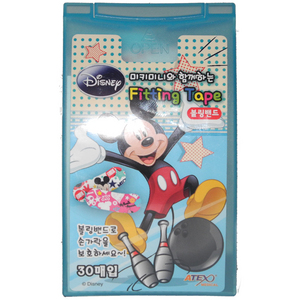 bowlingball.com Disney� Mickey Mouse Protecting Tape 30 pc Pack NEW ITEM