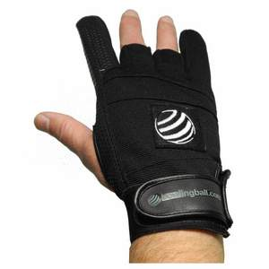 bowlingball.com Monster Grip Bowling Glove Left Handed