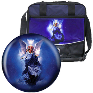 bowlingball.com Angel Ball & Bag Package