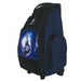 bowlingball.com Angel Ball - Celestial Apparition w/ Single Ball Roller Bag Angle View Retracted