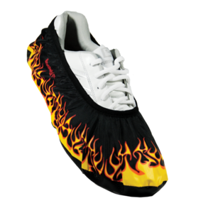 Brunswick Blitz Shoe Covers Flames