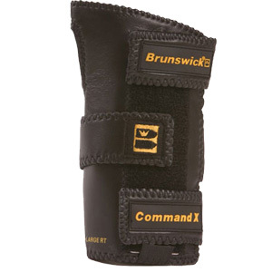 Brunswick Command X Positioner Leather Left Handed