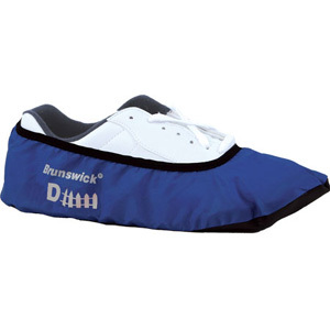 Brunswick Defense Shoe Covers Blue