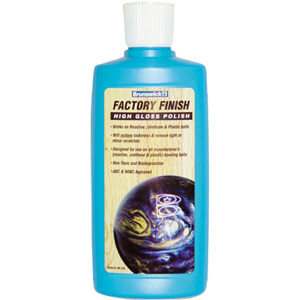 Brunswick Factory Finish High Gloss Polish (6oz)