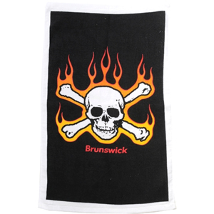 Brunswick Jolly Roger Towel