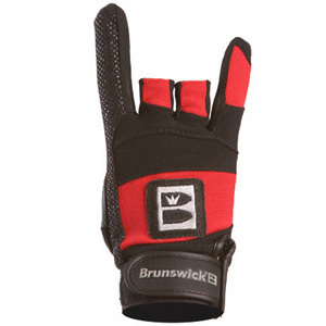 Brunswick Power X Glove Red/Black Right Handed