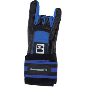 Brunswick Power XXX Glove Blue/Black Right Handed 