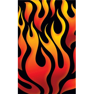 Brunswick Red Heat Towel