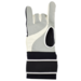 Brunswick Power XXX Glove Black/Charcoal Left Handed Bottom