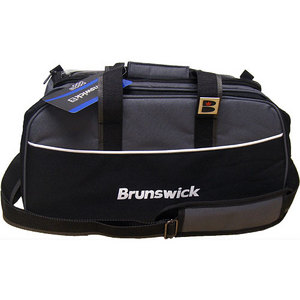 Brunswick D Double Tote - bowlingball.com Exclusive