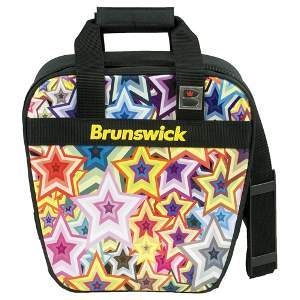 Brunswick Dyno Single Ball Colored Stars