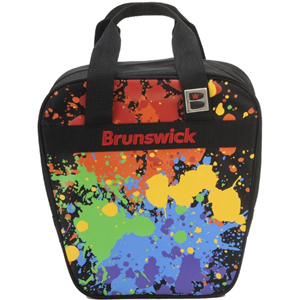 Brunswick Dyno Single Ball Splatter
