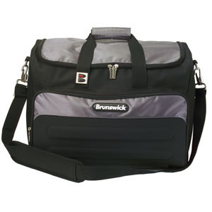 Brunswick Flash Double Black/Silver