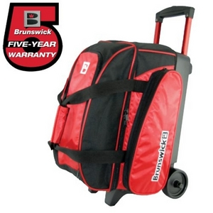 Brunswick Gear Double Roller Red
