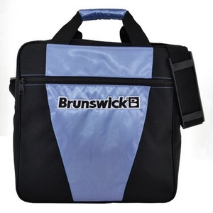 Brunswick Gear II Single Tote Caribbean Blue