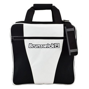 Brunswick Gear White Series Single Tote Black