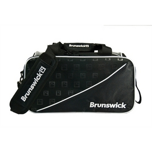 Brunswick Tour Staff Double Tote Black