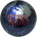 Brunswick Sting Zone Blue Pearl/Silver  - Overseas Release Bowling Balls