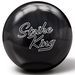 Brunswick Strike King Black Pearl Bowling Balls