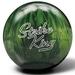 Brunswick Strike King Emerald Pearl Bowling Balls