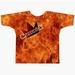 Brunswick Flame Dye-Sublimated Crew Neck Bowling Shirts
