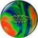 Columbia 300 Freeze Pearl Blue/Orange/Green Bowling Balls