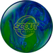 Columbia 300 Scout Reactive Green/Blue Bowling Balls