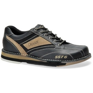 Dexter Men's SST 6 LZ Black/Stone Right Handed Wide Width