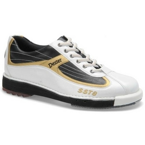 Dexter Men's SST 8 White/Black/Gold