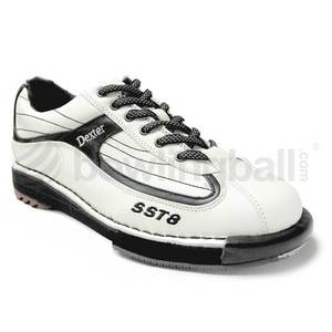 Dexter Men's SST 8 White/Black  15 Only