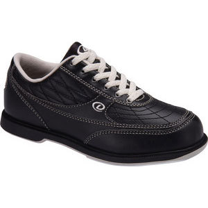 Dexter Men's Turbo 2 Bowling Shoe Black/Khaki Wide Width