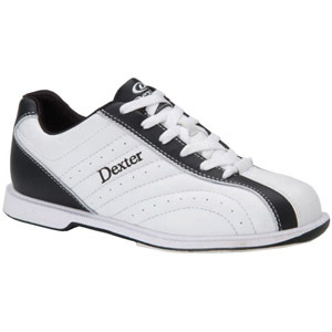 Dexter Women's Groove White/Black Wide Width