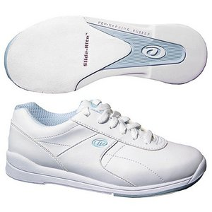 Dexter Women's Raquel III White/Blue Wide