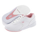 Dexter Women's Raquel III White/Pink Shoe Image