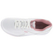 Dexter Women's Raquel III White/Pink Top View