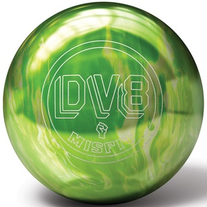 DV8 Misfit Green/White