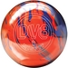 DV8 Misfit Orange/Blue Bowling Balls