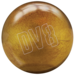 DV8 Polyester - Glitter Gold with Free Sack Bowling Balls