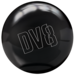 DV8 Polyester - Just Black with Free Sack Bowling Balls