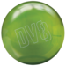DV8 Polyester - Slime Green with Free Sack Bowling Balls