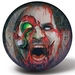 DV8 Zombie Spare Bowling Balls