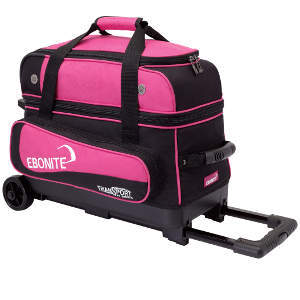 Ebonite Transport II Black/Pink