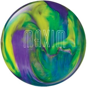 Ebonite Maxim Royal/Purple/Yellow