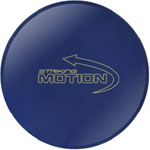 Ebonite Striking Motion