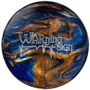 Ebonite Warning Sign