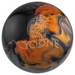 Ebonite Cyclone Black/Gold/Silver 15 ONLY 