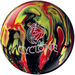 Ebonite Cyclone Black/Red/Yellow Bowling Balls