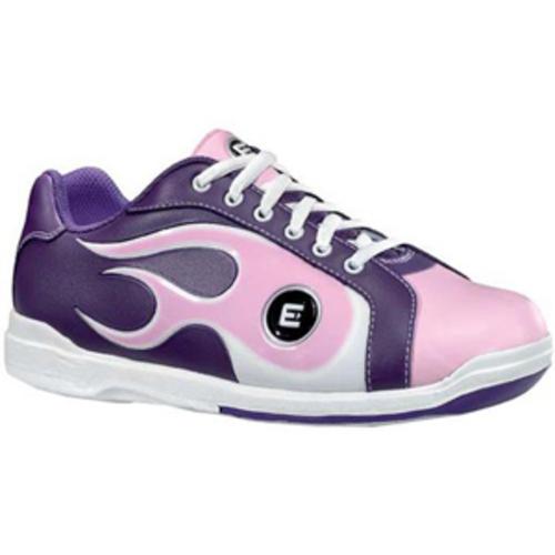etonic s basic pink purple bowling shoes free
