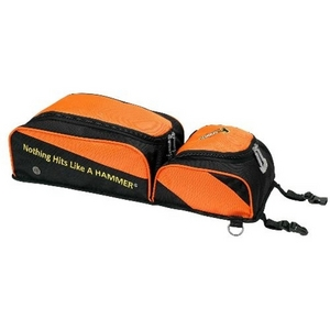 Hammer Triple Tote Removeable Pouch Black/Orange